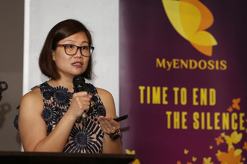 Dr Patricia Lim Su-Lyn says early management of endometriosis should be a priority for patients. — Picture by Choo Choy May