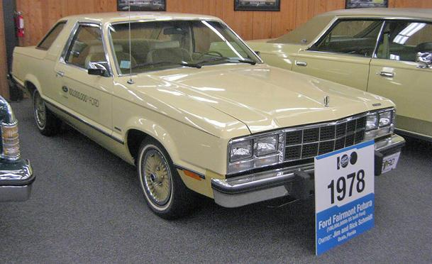November 15: Ford Fairmont becomes Ford's 100 millionth car on this date in 1978