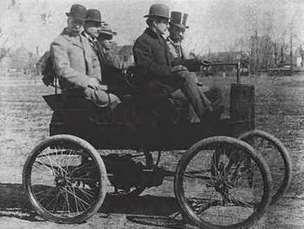 November 27: The first permit to drive through Central Park was issued on this date in 1889
