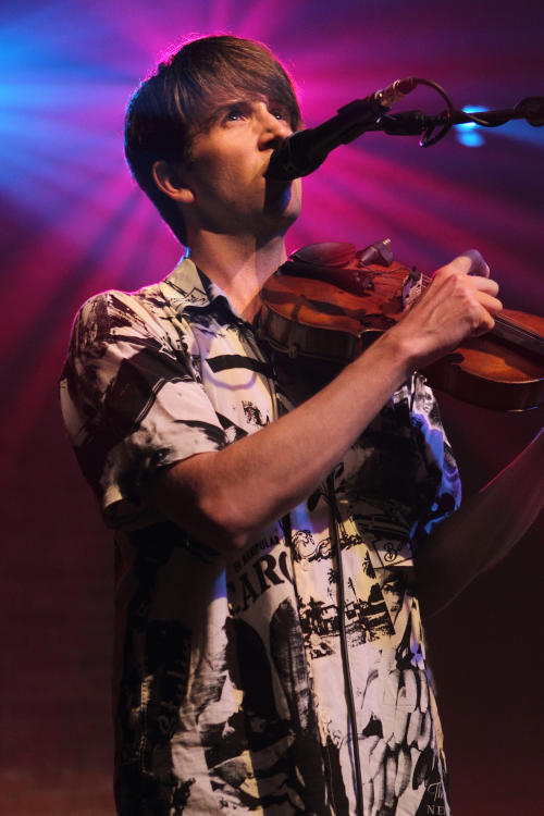 Owen Pallett Discusses Working on the Oscar-Nominated 'Her' Score with Arcade Fire and Spike Jonze
