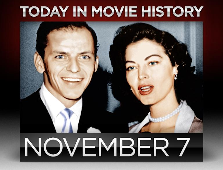 november 7, today in movie history