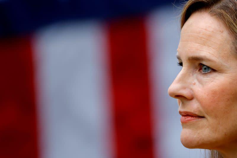 Biden, fellow Democrats focus on healthcare in Supreme Court fight