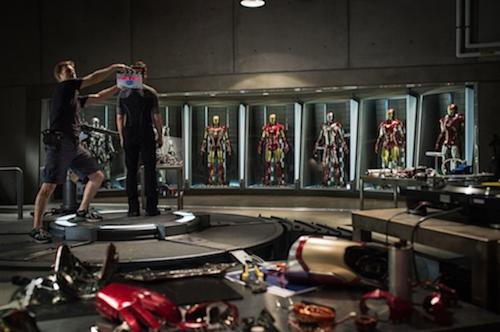 Marvel Releases First 'Iron Man 3′ Photo