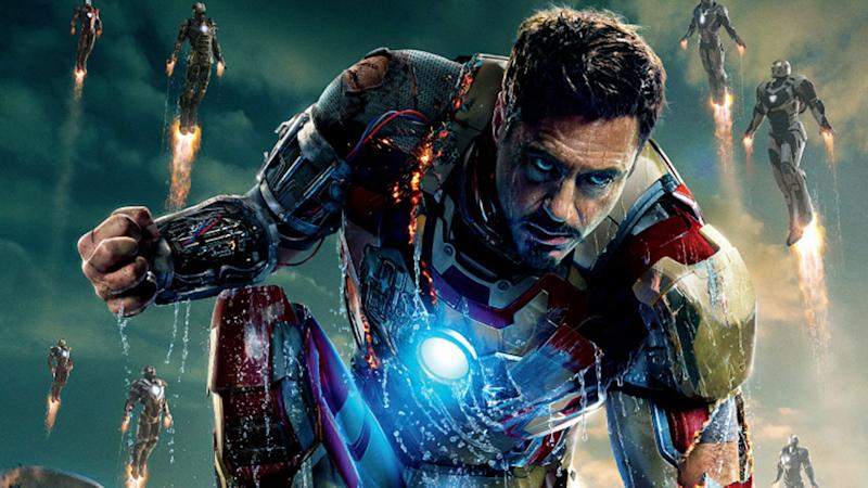 Robert Downey Jr. Signs on For 'Avengers 2′ and 'Avengers 3′