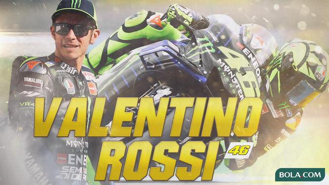 Valentino Rossi Tak Sabar Tampil di MotoGP Indonesia 2021, Puji Gairah Fans dan Sirkuit Mandalika