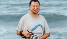 人物》追尋蔚藍海洋中壯闊的一瞬 水下鯨豚攝影師金磊