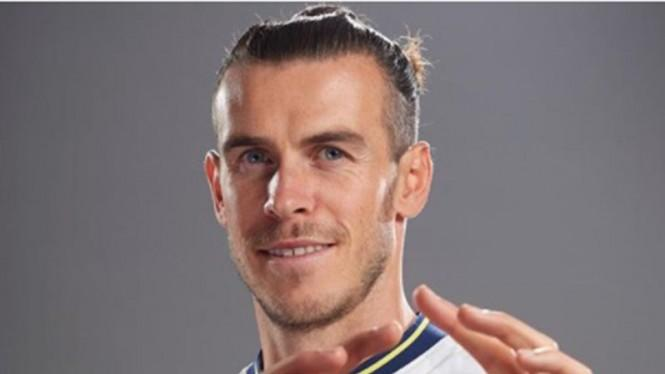Tingkah Tengil Gareth Bale Tebar Ancaman ke Arsenal