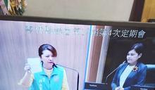 游淑雲為基層員警勤務繁重發聲