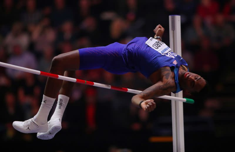 FILE PHOTO: Athletics - IAAF World Indoor Championships 2018