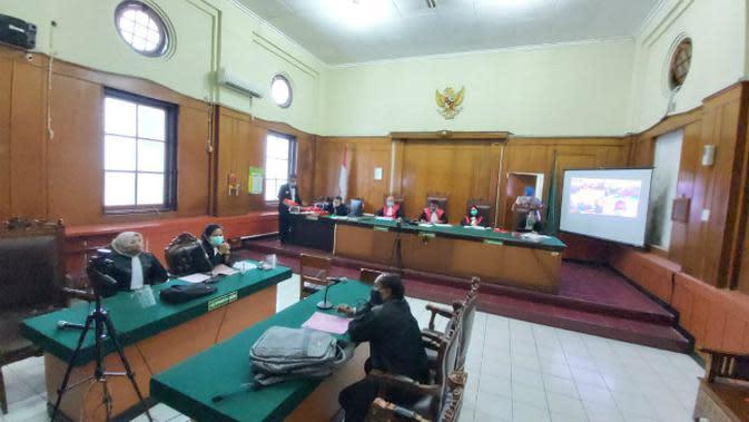 Oknum Tokoh Agama di Surabaya Divonis 10 Tahun Penjara