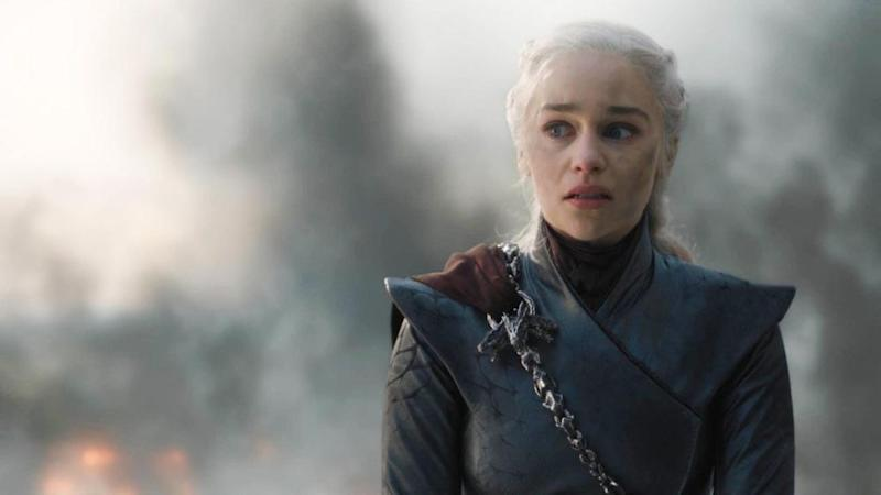 Emilia Clarke inGame of Thrones | HBO