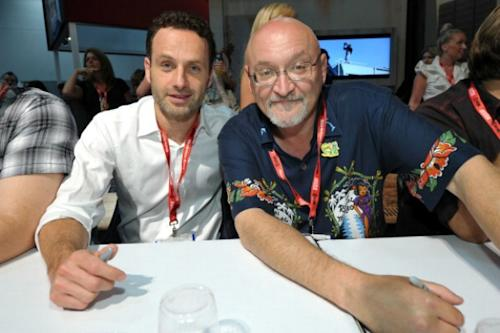 Why Ousted 'Walking Dead' Boss Frank Darabont Doesn't Watch It Anymore