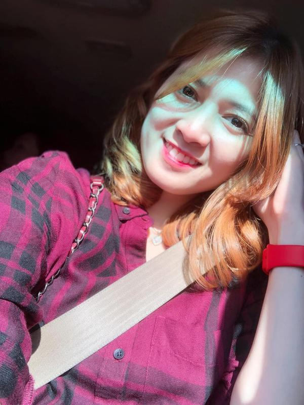 Potret Chika Jessica dengan Rambut Panjang (sumber: instagram/chikajessica88)