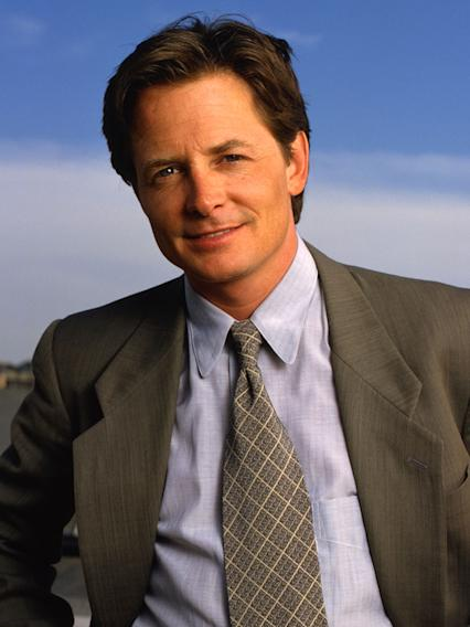 "Michael J. Fox, ""Spin City"""