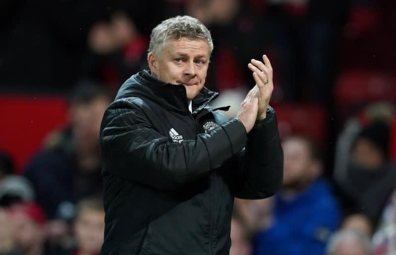 Man United must stick together amid fan protests - Solskjaer