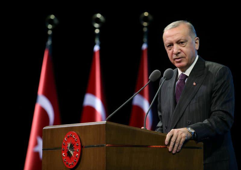 Turkey's Erdogan slams France's Macron for comments on 'Islamist separatism'