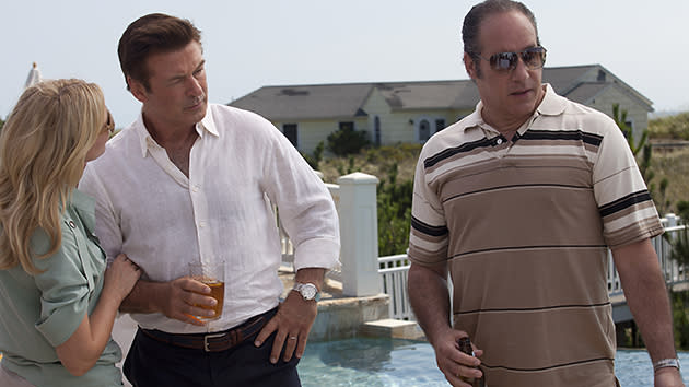First-Person: How the Diceman Threw Drama for the Woodman on 'Blue Jasmine'