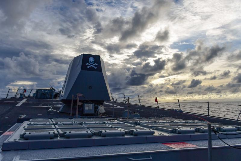 Photo credit: U.S. Navy photo by Mass Communication Specialist 2nd Class Jacob M. Milham/DVIDS