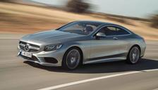2017 M-Benz S-Class Coupe