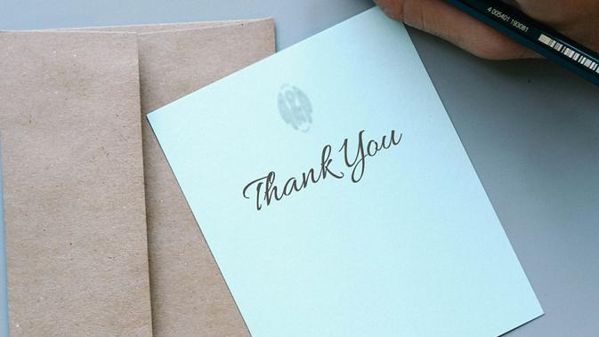 Kata Ucapan Terima Kasih untuk Kekasih Penuh Makna (Sumber: Pixabay)