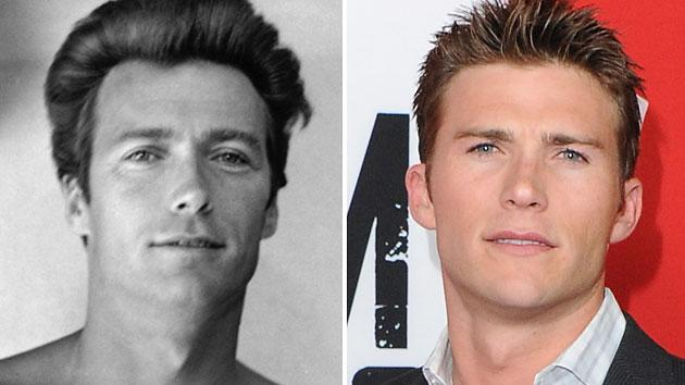Scott Eastwood looks — and acts — like his dad