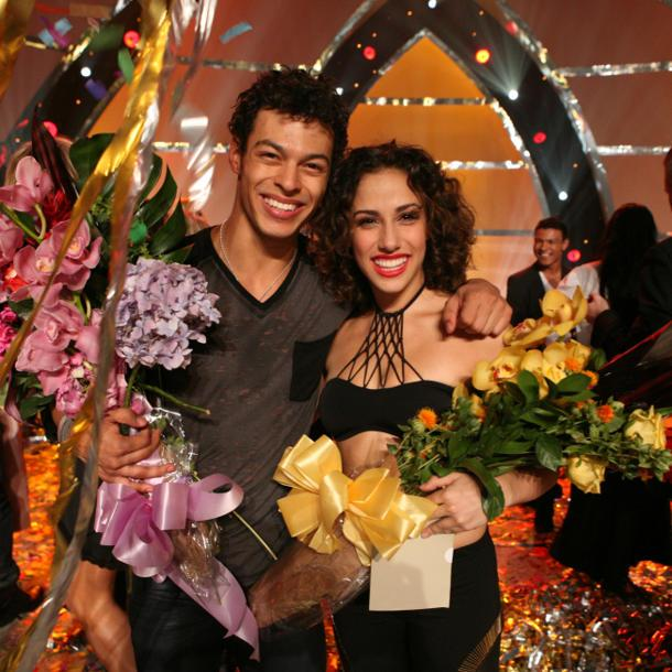 Ballet Dancers Eliana & Chehon Make 'SYTYCD' History With Season 9 Victory