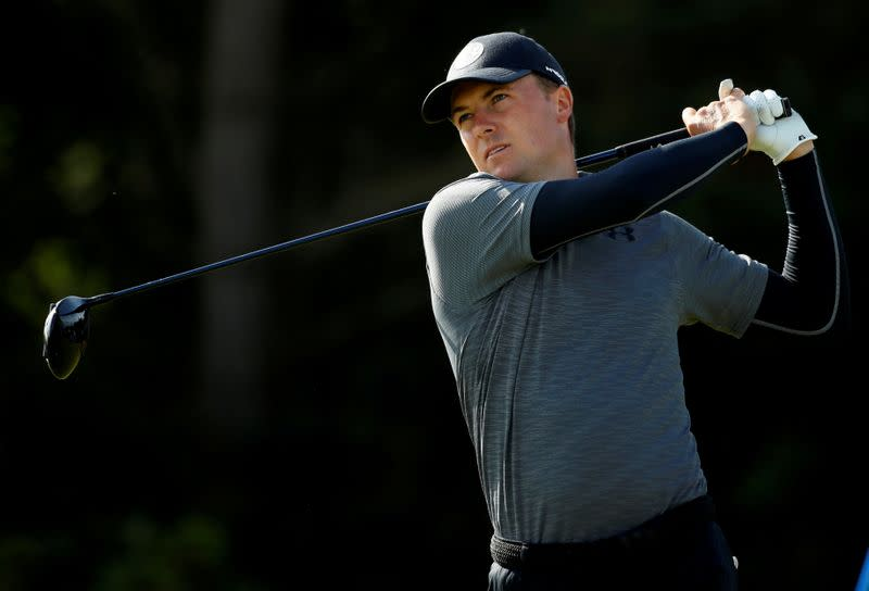 Golf: Spieth hopes break will jump start his game