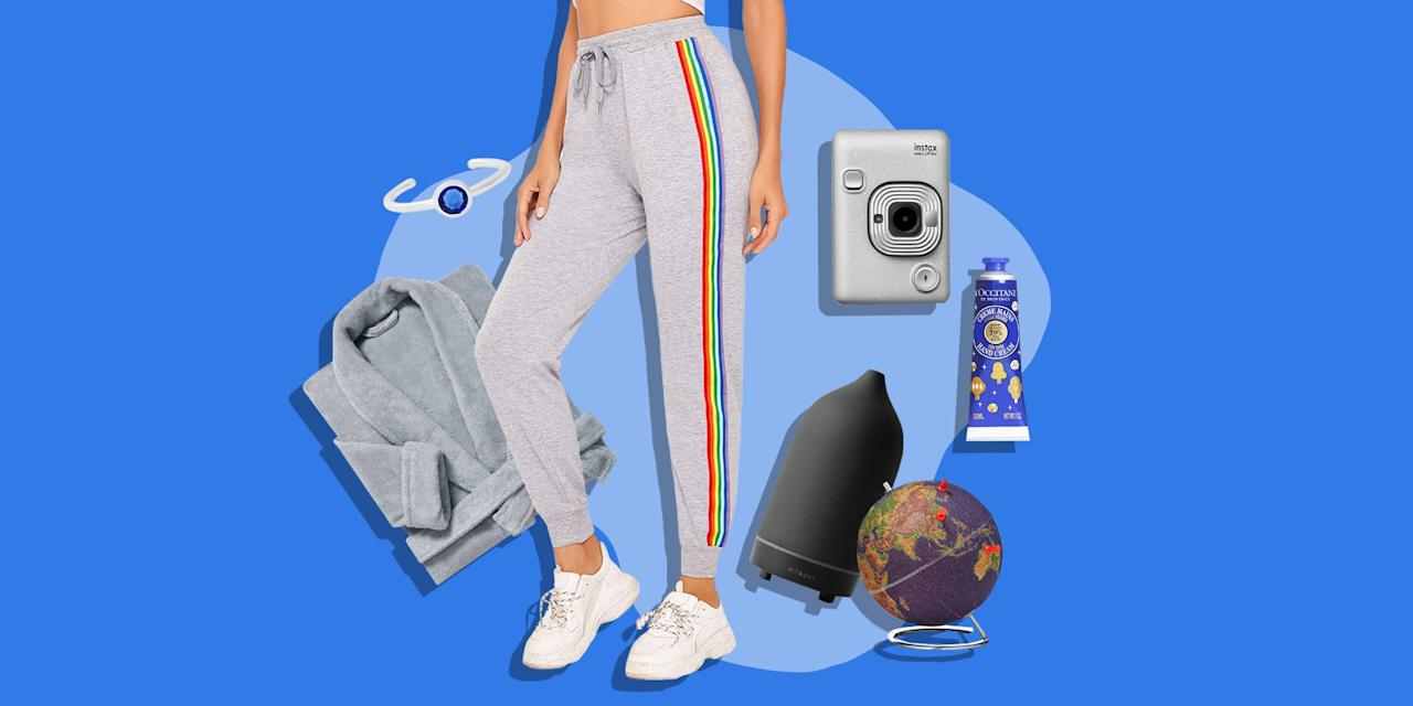 """<p>Even if all your girlfriend wants is some quality time with you, she would probably appreciate a little something extra. If she hasn't thrown any hints your way, finding the right <a href=""""https://www.bestproducts.com/beauty/g154/top-gifts-for-her/"""" target=""""_blank"""">gift for your special girl</a> can cause more anxiety than having to book the perfect dinner res. You already know what she likes, deserves, needs, and uses, but finding a single physical item that's just as perfect as she is takes some time. </p><p>Sure, your girlfriend has great taste (after all, she did pick <em>you</em>!), but before you start stressing about impressing, give this gift guide a glance. We've rounded up plenty of thoughtful products for every babe and budget, including <a href=""""https://www.bestproducts.com/lifestyle/g25889266/monogrammed-gift-ideas/"""" target=""""_blank"""">personalized options</a>, fashionable finds, tasty treats, and even <a href=""""https://www.bestproducts.com/tech/gadgets/g293/best-tech-gifts-at-every-price/"""" target=""""_blank"""">trending tech gifts</a>.</p>"""