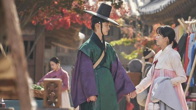 Kim So Hyun dan Jang Dong Yoon di serial drama