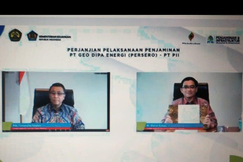 PII beri fasiltas jaminan pemerintah pada proyek PLTP Dieng dan Patuha