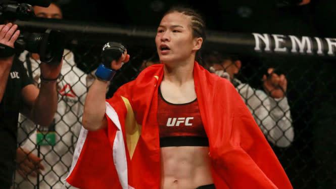 UFC Buka Lagi Fasilitas di China saat Pandemi Corona