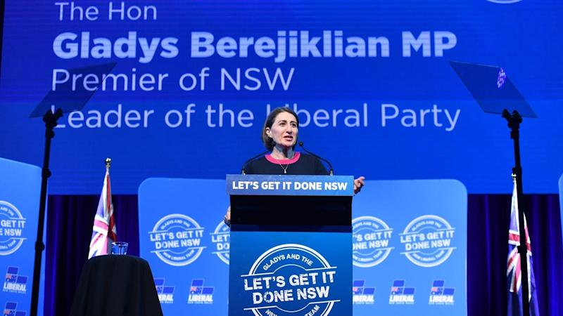 NSW Libs job far from done: Berejiklian