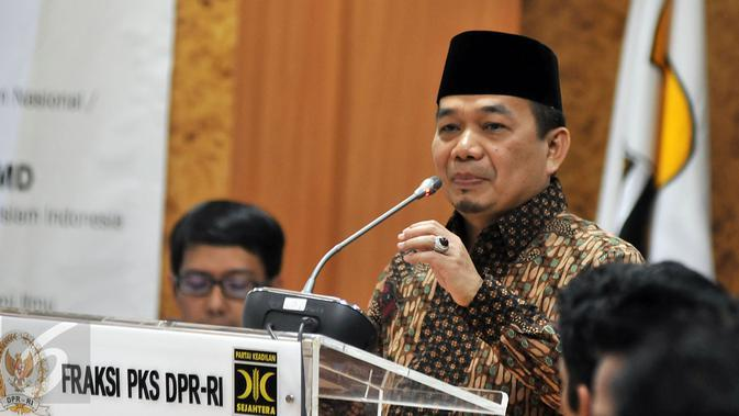 PKS Desak Pimpinan DPR Bawa Usul Pansus Jiwasraya ke Paripurna
