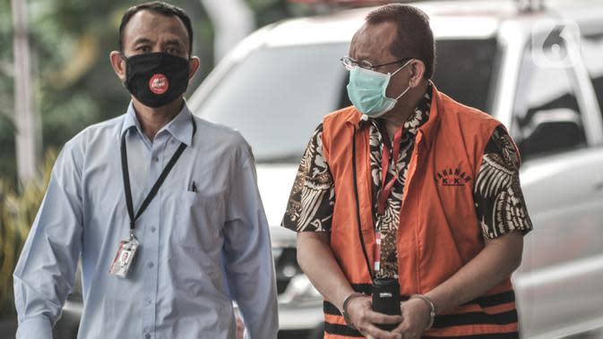 KPK Perdalam Kasus Suap Eks Sekretaris MA Nurhadi ke 7 Saksi