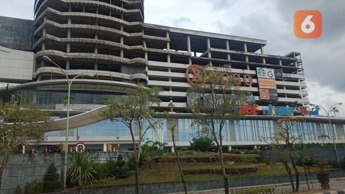 Manajemen Big Mall Samarinda menutup operasionalnya hingga 5 April 2020.
