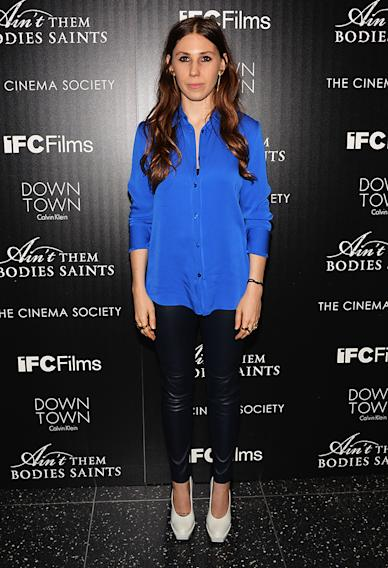 "Downtown Calvin Klein With The Cinema Society Host A Screening Of IFC Films' ""Ain't Them Bodies Saints"" - Arrivals"