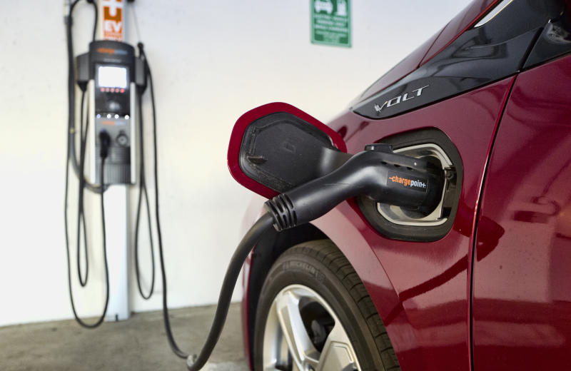 Electric Vehicles Charging Stations