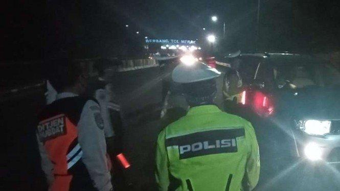 25 Hari Operasi Ketupat, 52.076 Kendaraan Mudik Dipaksa Putar Balik