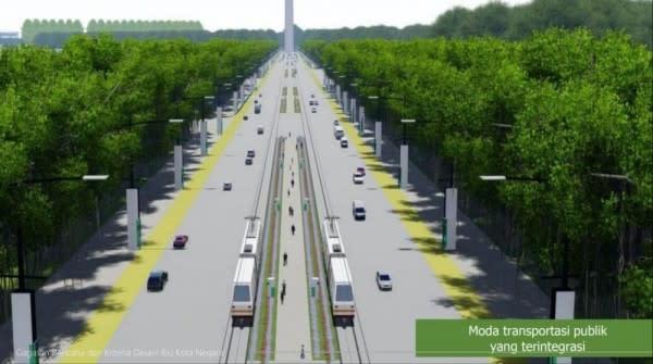 Sayembara Desain Ibu Kota Baru Berhadiah Total Rp5 Miliar Diperpanjang