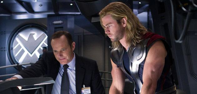 Clark Gregg talks joining – and not surviving – 'The Avengers'