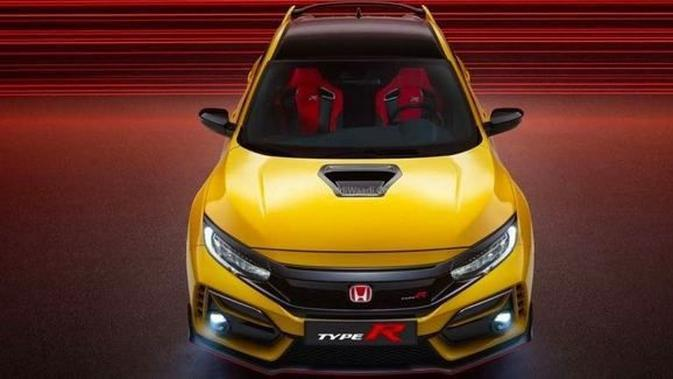 Honda Civic Type R Limited Edition 2021 Dijual Secara Diundi