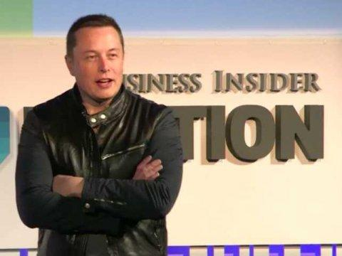 ELON MUSK: Tesla Will Never Put More Than 6 Models On The Market