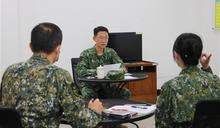 8軍團副參謀長視導地區招募小組