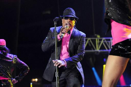 Charlie Wilson Delivers Energizing 85-Minute Set At Nokia Theater
