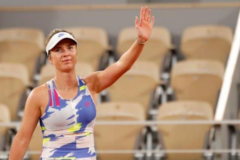 Svitolina redam Zarazua untuk menuju babak ketiga French Open