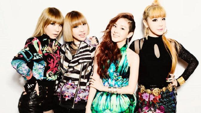 2NE1. (YG Entertainment via: Soompi.com)