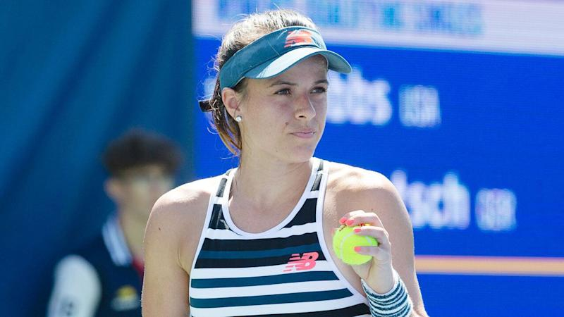 American Gibbs pulls out of French Open after cancer diagnosis