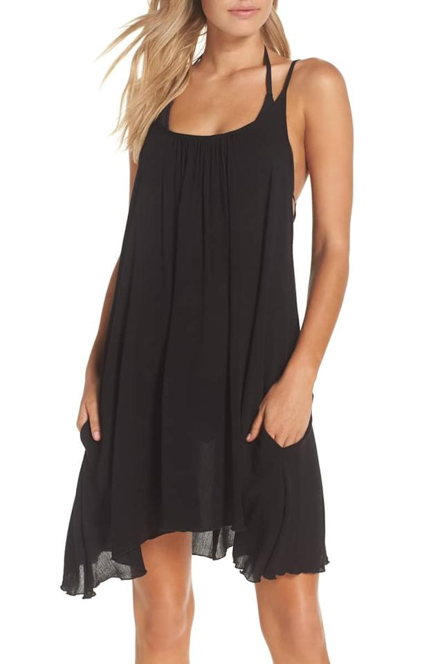 "<p>The <a rel=""nofollow"" href=""https://www.popsugar.com/buy/Elan%20Cover-Up%20Slipdress-424217?p_name=Elan%20Cover-Up%20Slipdress&retailer=shop.nordstrom.com&price=44&evar1=moms%3Aus&evar9=45935670&evar98=https%3A%2F%2Fwww.popsugar.com%2Ffamily%2Fphoto-gallery%2F45935670%2Fimage%2F45935897%2FElan-Cover-Up-Slipdress&list1=summer%2Cbeach%20vacation%2Cmom%20shopping&prop13=api&pdata=1"" rel=""nofollow"">Elan Cover-Up Slipdress </a> ($44) is easy to toss on and even has small pockets if you need somewhere to store your room key or something small.</p>"