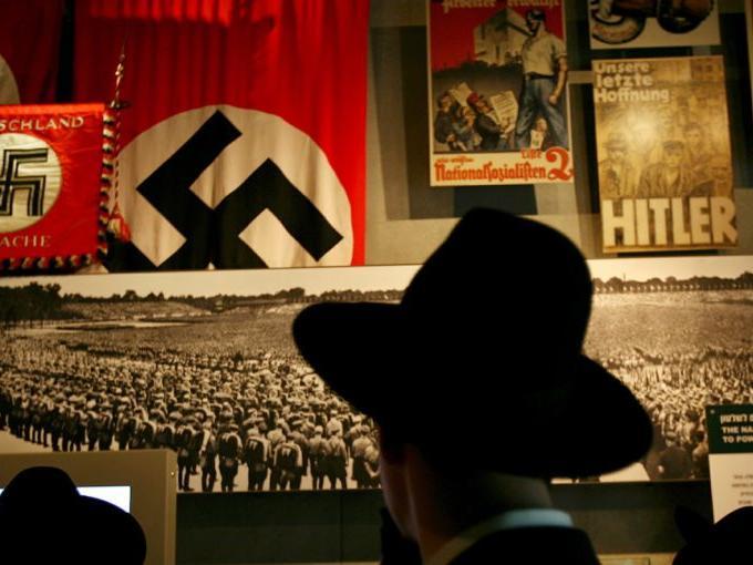 為什麼現在德國人這麼害怕納粹?