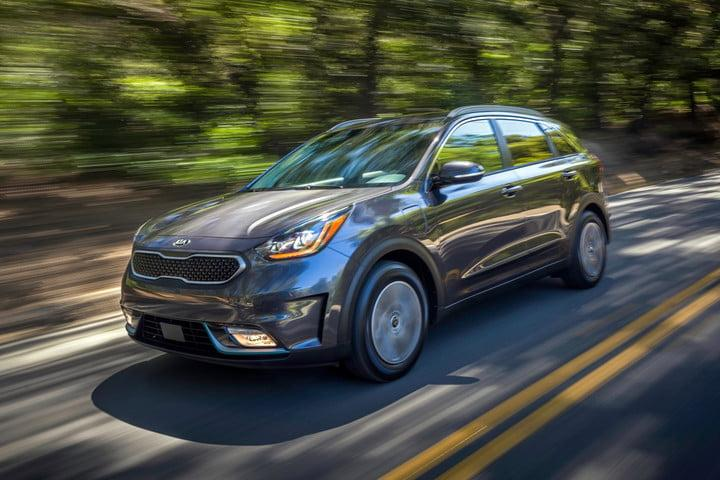 best front wheel drive cars 2019 kia niro phev